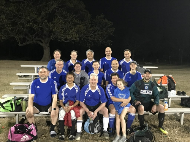 The Wave Coed Soccer Club - Spring 2019