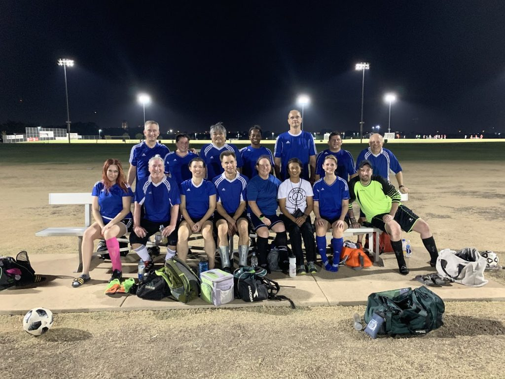 The Wave Coed Soccer Club